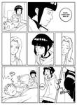 Naruto in the Hospital - By Doodlebuggy by COLAD-art-gallery