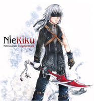 -NieRiku: NieR:Automata x Kingdom Hearts- by Sora-Noel
