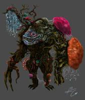 mushbehemoth by verdilaksBreeding