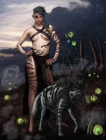 hyena by verdilaksBreeding
