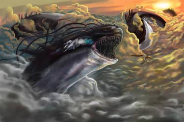 Orca Leviathan by verdilaksBreeding