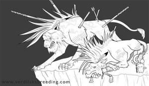 Nanaki Seto by verdilaksBreeding