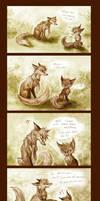 Valdo and Zipranus Comic by villasukka
