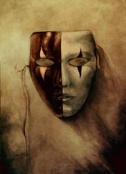 Mask by villasukka