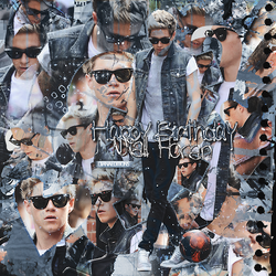 ~Happy Bday Niall  BLEND. by LovatowithRush1D