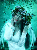 SprinG Fairy by SeventhFairy