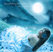 Moonlight Evening by SeventhFairy