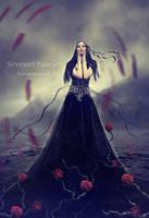 Dark Rose by SeventhFairy