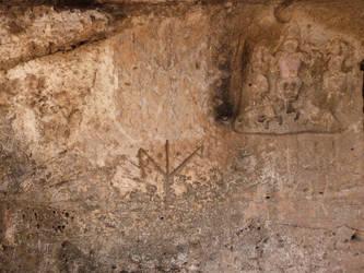 Khambhalida cave 4 by SeventhFairy