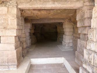 Khambhalida cave 5 by SeventhFairy
