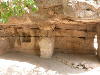Khambhalida cave 6 by SeventhFairy