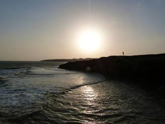 Diu Beach by SeventhFairy