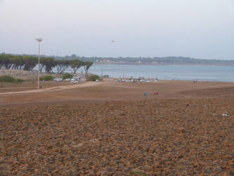 View of Nagoa beach by SeventhFairy