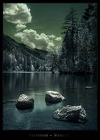 Hintersee, DE - Infrared by photoab