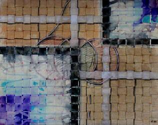 Matrix Mondrian by antimonita