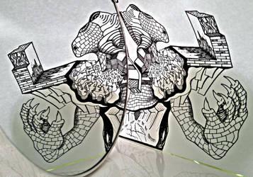 Reptilboceto by antimonita