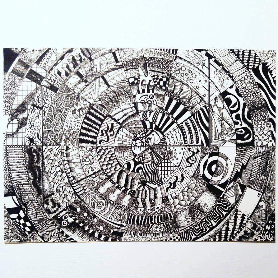 spiral by antimonita