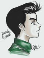 YYH-Yuusuke by nangke