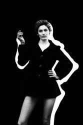 Alex black and white I by Photokaty