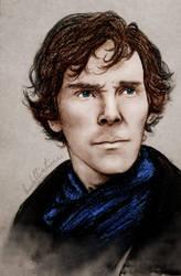 I believe in Sherlock Holmes by LLTA
