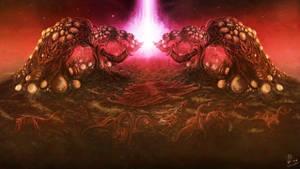 AZATHOTH - Cthulhu Mythos by Joujeen
