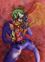 Joker's Wild by JoJo-Seames