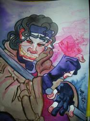 Gambit VII by JoJo-Seames