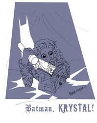 Bat Time Stories by JoJo-Seames