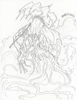 The Drowning Doom Bride by jojoseames