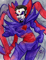 Mister Sinister by JoJo-Seames