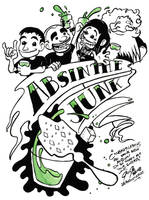 Absinthe Junk: Celebration by JoJo-Seames