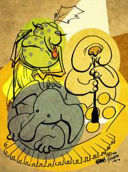 Max Rebo Band by jojoseames