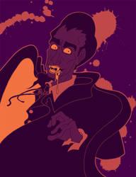 Dracula by jojoseames
