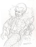 Kraven the Hunter by jojoseames
