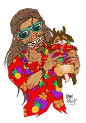 Aloha by jojoseames