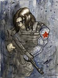Winter Soldier by jojoseames