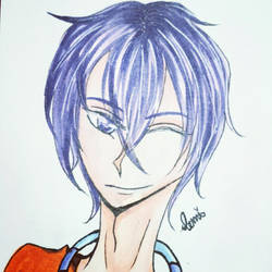 : K E N SHIORI5436 : by Tsatsuke