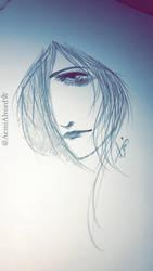 : S K E T C H : by Tsatsuke