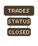 Trades Closed Signs by Meadows-Resources