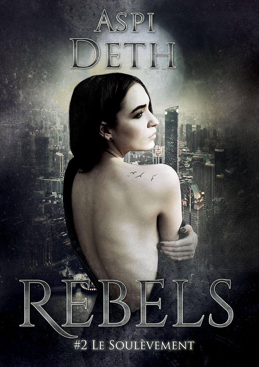 Rebels 2 by EricaCoverBook