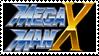 Megaman X Stamp by Kooroe