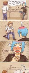 Life is Strange - Max and Chloe - Proposal comic by Maarika