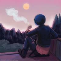 Life Is Strange - Chloe by Maarika