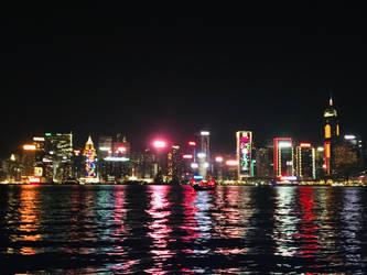 Hong kong by afl300