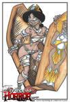 Princess of Horror Jasmine by LordSantiago