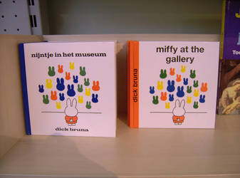 miffy books by Miffy-fans