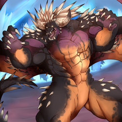 Nergigante by DRACOICE