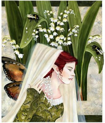 Lady Serafina by Acorncupcake