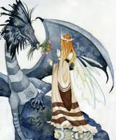 New friendship by Acorncupcake