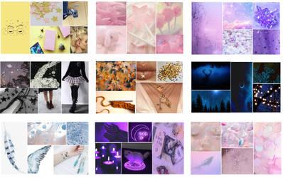Starry Aesthetics 7/9 OPEN by JeansLily